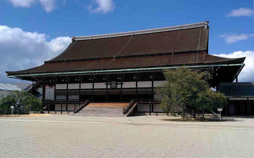 京都御所 - 畑川 治の車・鉄道そ...